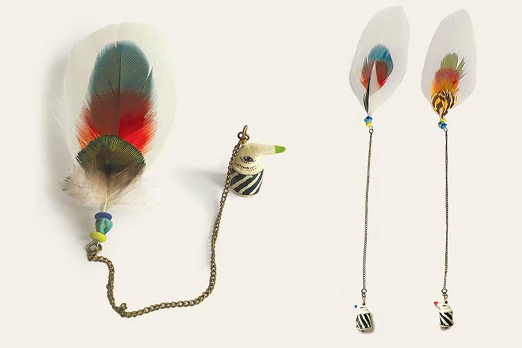 feather birdmark